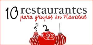 10 restaurantes para Navidad