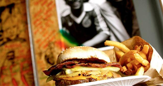 Clandestino Burger