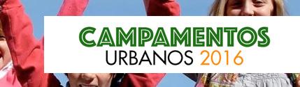 Campamentos urbanos 2016