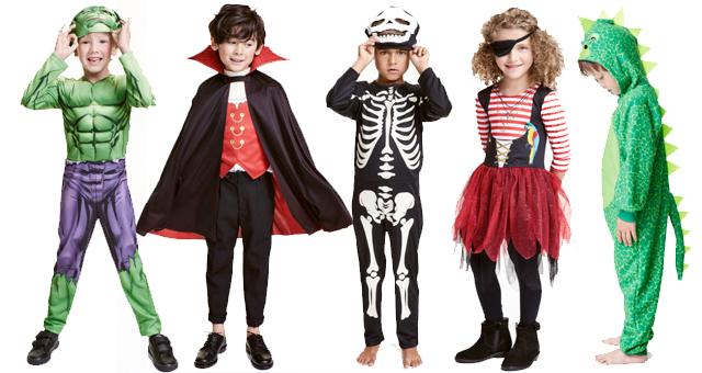 Halloween en H&M