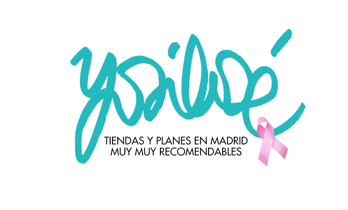 Logo Yosílosé · Día del cáncer de mama