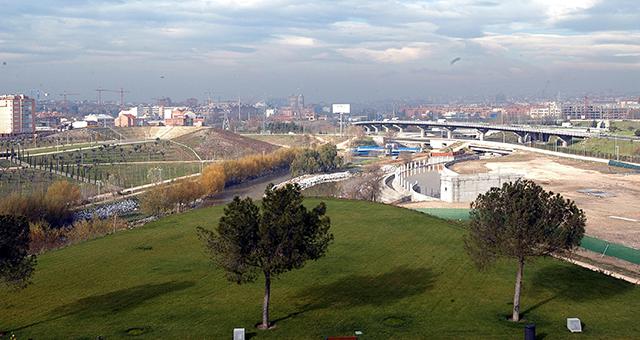 Parque del Manzanares