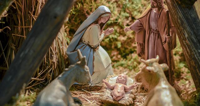 Belenes en Madrid en Navidad