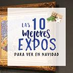 Exposiciones en Navidad