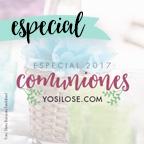 Especial Comunión 2017