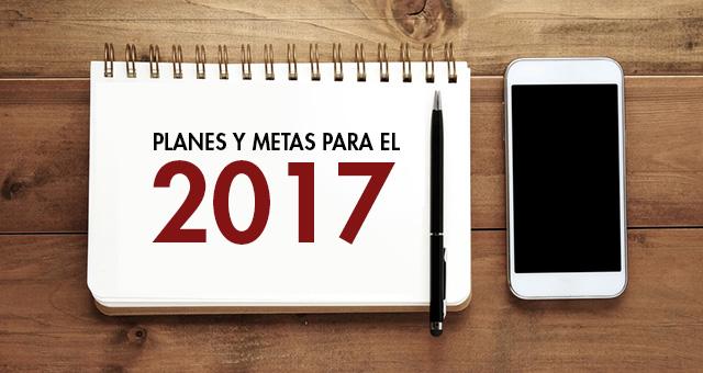 Propósitos para el 2017