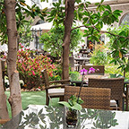 Jardín de Recoletos