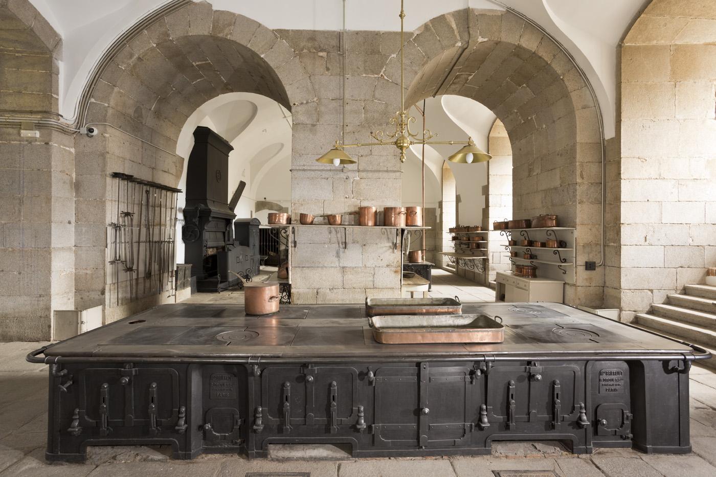 cocina palacio real de madrid