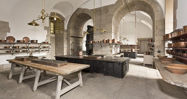 Cocinas Palacio Real