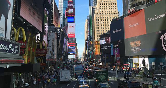 Especial Nueva York