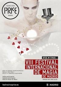 VIII Festival Internacional de Magia