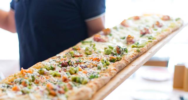 Km de Pizza