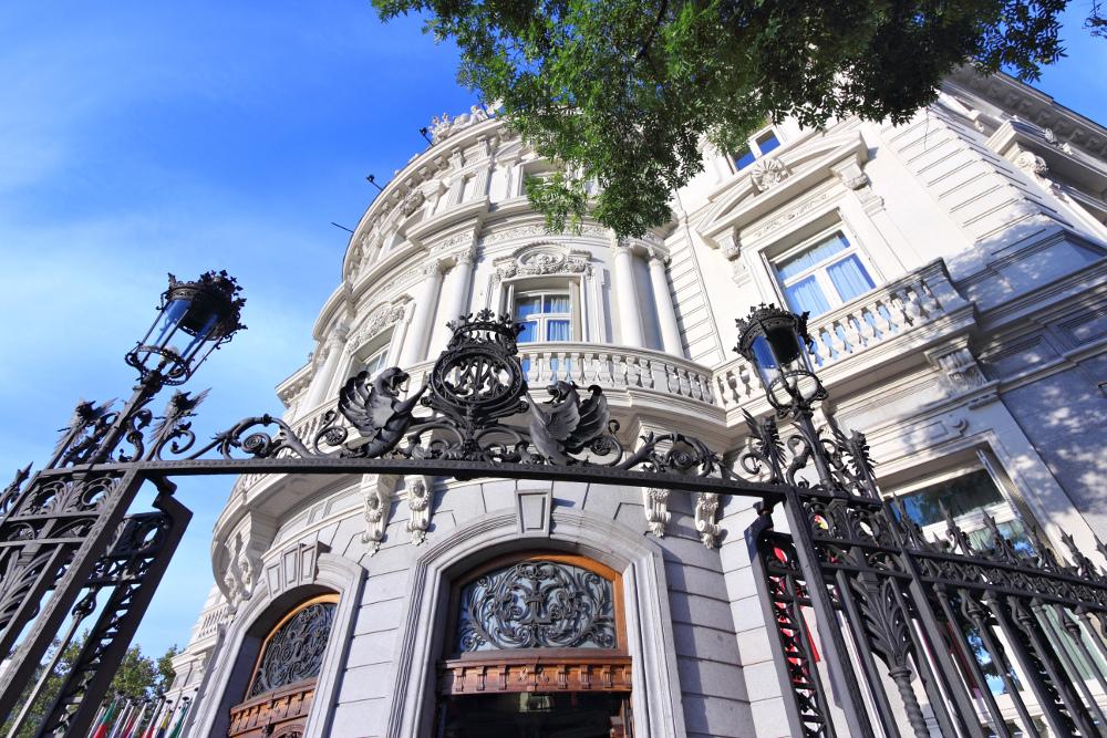 palacio linares