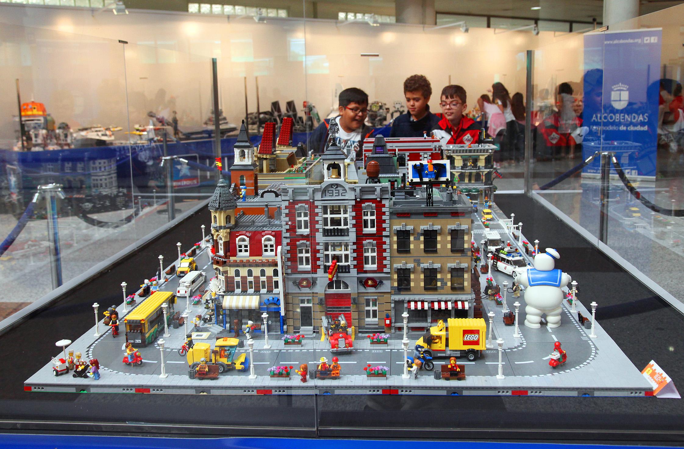 Expo Lego Alcobendas