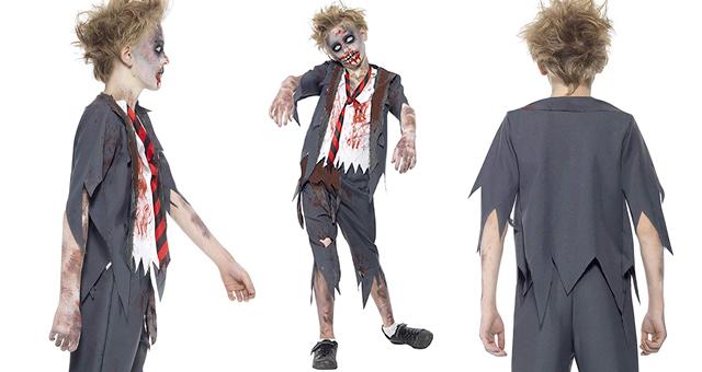 Disfraz de Zombi