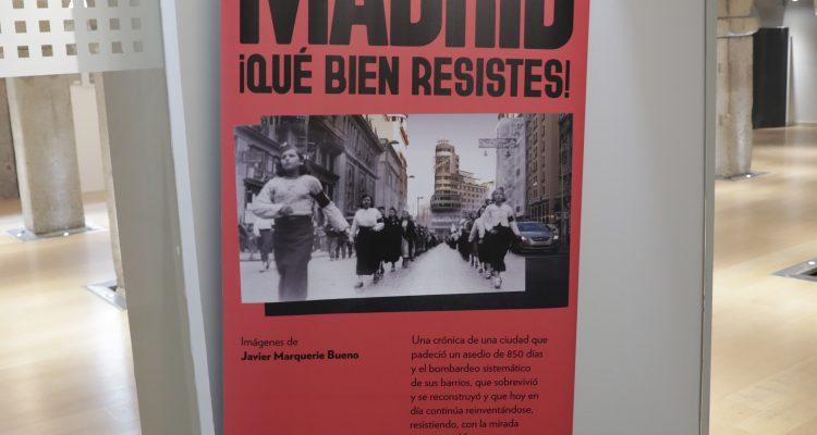 Madrid ¡Qué bien resistes!