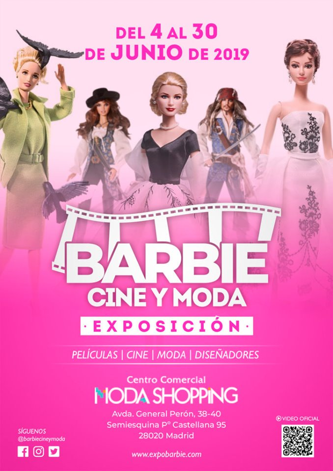 Barbie: Cine y Moda